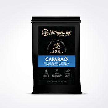 Café Caparaó mel, 250g em grão, Storytelling Coffee