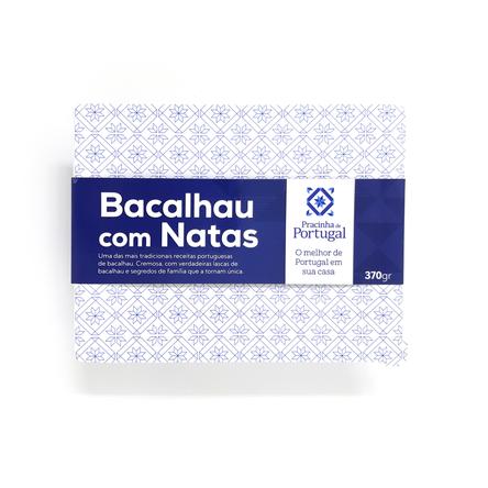 Bacalhau com Natas (370gr)