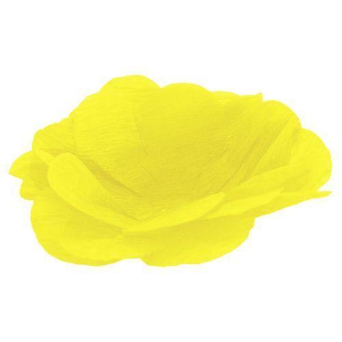 Forminha para Doce Crepom - Amarelo Claro (40 uni)