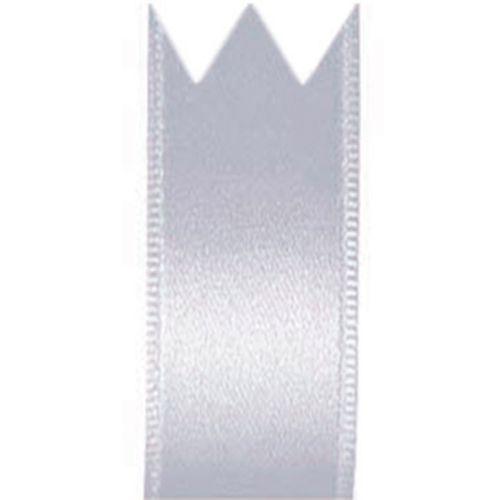 Fita Cetim Simples Prata (2,2cm x 10m) - Progresso