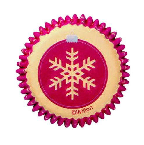 Forminhas para Mini Cupcakes Holiday - Wilton