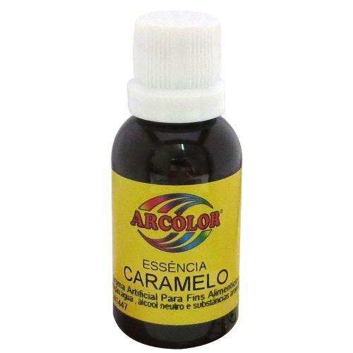 Essência Arcolor 30ml - Caramelo