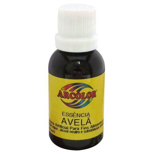 Essência Arcolor 30ml - Avelã
