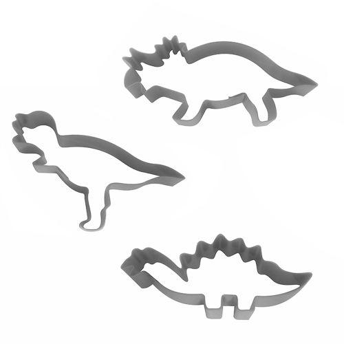 Kit Cortadores Dinossauros 2 - RM
