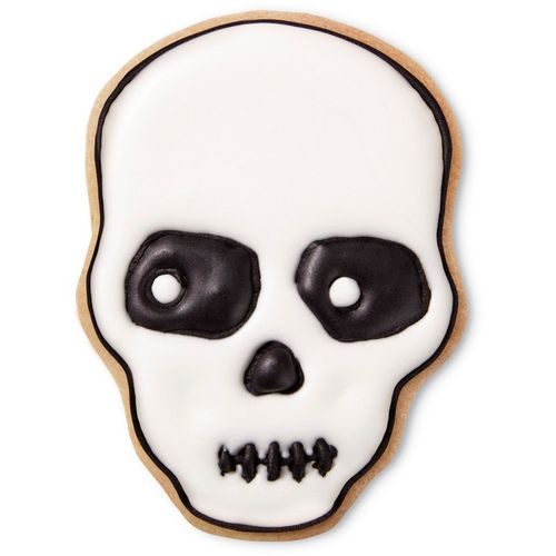 3 Piece Skeleton Cookie Cutter Set - Wilton