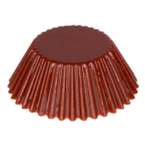 Molde para Chocolate em Policarbonato - Bombom Tortinha
