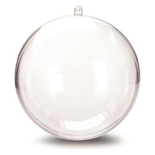 Esfera Acrílica 7,0cm (6 Unidades)