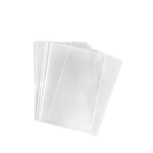 Saco Transparente 11 x 19,5cm (100 uni) - Cromus