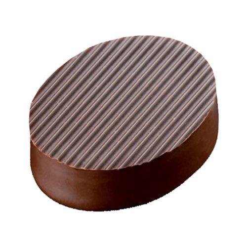 Placa de Textura para Chocolate e Bolo (40 x 30cm) - Linhas