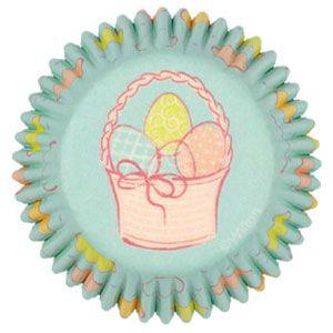 Easter Garden Mini Baking Cups - Wilton
