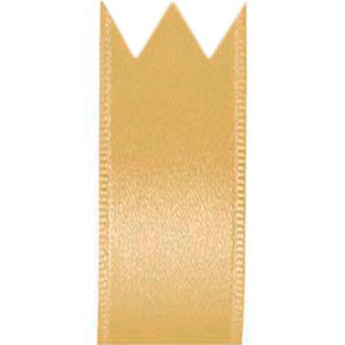 Fita Cetim Simples Ouro (2,2cm x 10m) - Progresso