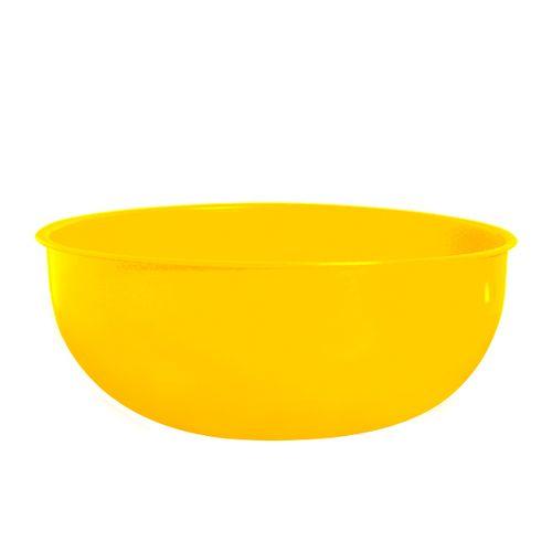 Tigela (Bowl) Grande Amarela - Três Triângulos