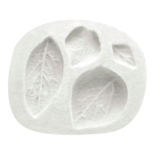 Molde de Silicone Folhas Pequenas - Gummies