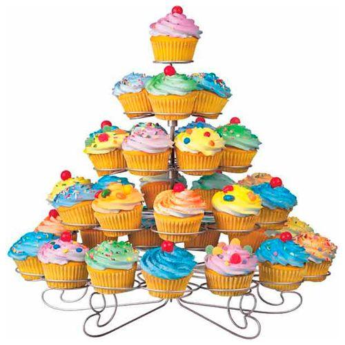 Suporte e Expositor para 38 Cupcakes - Wilton