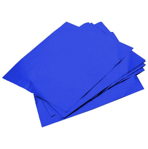 Folha Chumbo 43,5 x 59,0cm (3uni) - Azul