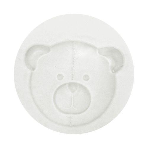Molde de Silicone Urso Cupcake - Gummies
