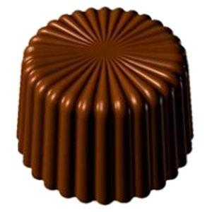Forma de Chocolate em Policarbonato Frisado - Gramado Injetados