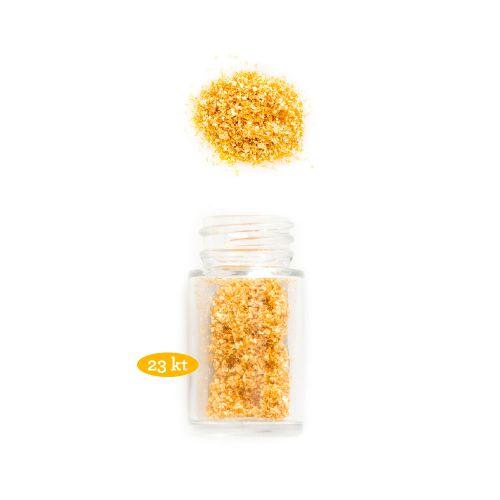 Ouro Comestível em Pó 23ki - Decora