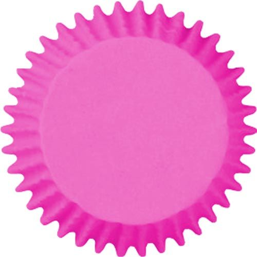 Forminha para Mini Cupcake Mago (45uni) - Pink