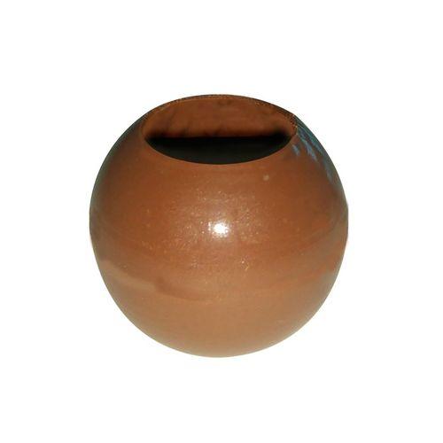 Forma PVC com Silicone Esfera com Furo - BWB