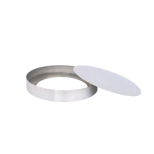 Forma para Bolo de Camadas Fundo Falso (20 x 3cm) - Doupan