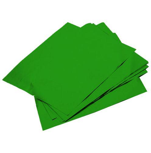 Folha Chumbo 8,0 x 7,8cm (300uni) - Verde