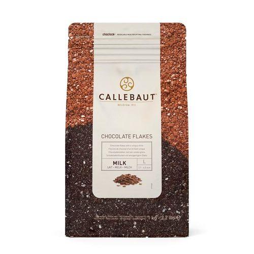 Split Granulado 9M ao Leite (1kg) - Callebaut