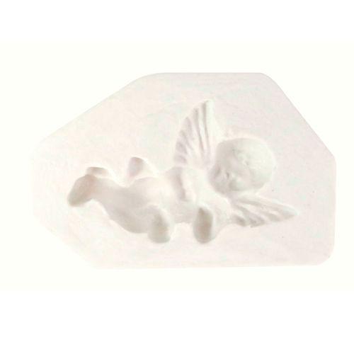 Molde de Silicone Cupido Voando - Gummies