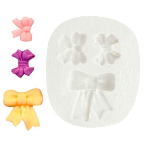 Molde de Silicone 3 Laços - Gummies