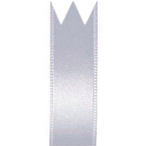 Fita Cetim Simples Prata (1,5cm x 10m) - Progresso