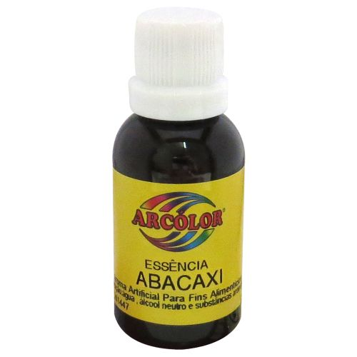 Essência Arcolor 30ml - Abacaxi