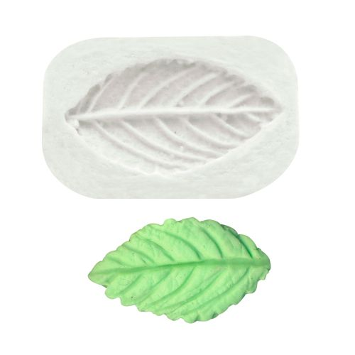 Molde de Silicone Folha 6 - Gummies