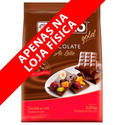 Chocolate Sicao Gold ao Leite Gotas (2,05kg) - Sicao