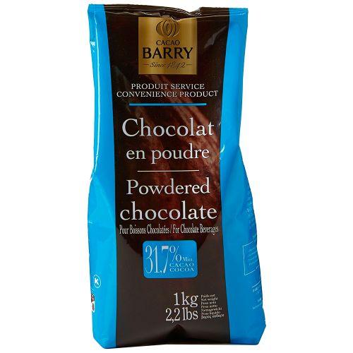 Chocolate em Pó 31,7% Cacau (1kg) - Cacao Barry