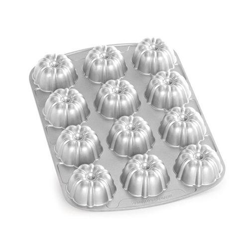 Forma para Bolo Bundt Mini Bolinhos - Nordic Ware