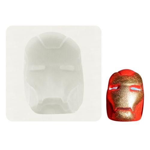 Molde de Silicone Homem de Ferro - Gummies
