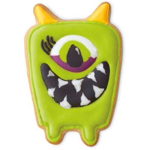 Halloween Monsters Cookie Cutter Set - Wilton