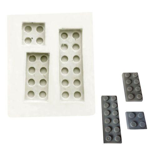 Molde de Silicone Lego - Gummies