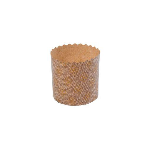 Forma para Panetone 100g (12uni) - Sulformas