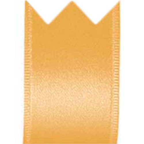 Fita Cetim Simples Ouro (3,8cm x 10m) - Progresso