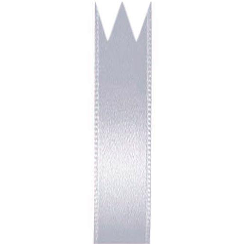 Fita Cetim Simples Prata (1,0cm x 10m) - Progresso