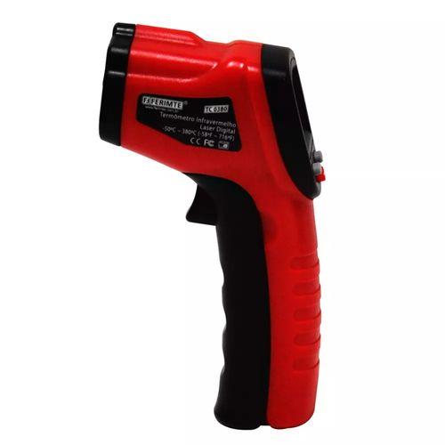 Termômetro Infavermelho Digital Laser - Ferimte