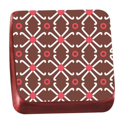 Transfer para Chocolate (40 x 30cm) - Geométrico