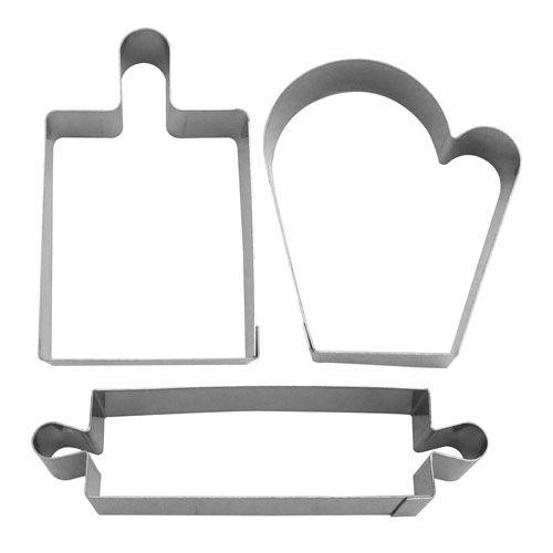 Kit Cortadores - Cozinha