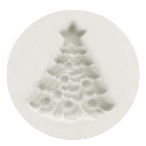 Molde de Silicone Árvore de Natal 3D - Gummies