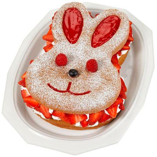 Non-Stick Bunny Cake Pan - Wilton
