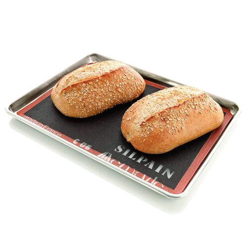 Silpain Tapete Silicone para Pão Grande (58,5 x 38,5cm) - Demarle