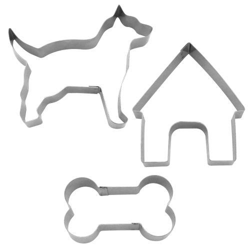 Kit Cortadores Cachorro e Osso - RM