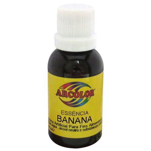Essência Arcolor 30ml - Banana
