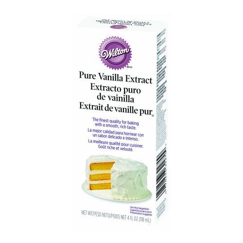 Extrato Natural de Baunilha (Vanilla) - Wilton